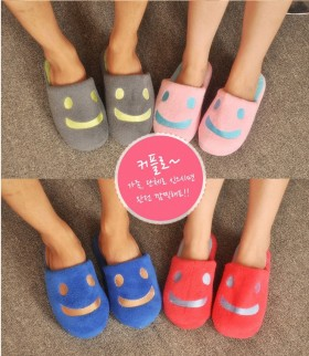 Smail Slippers  스마일 슬리퍼